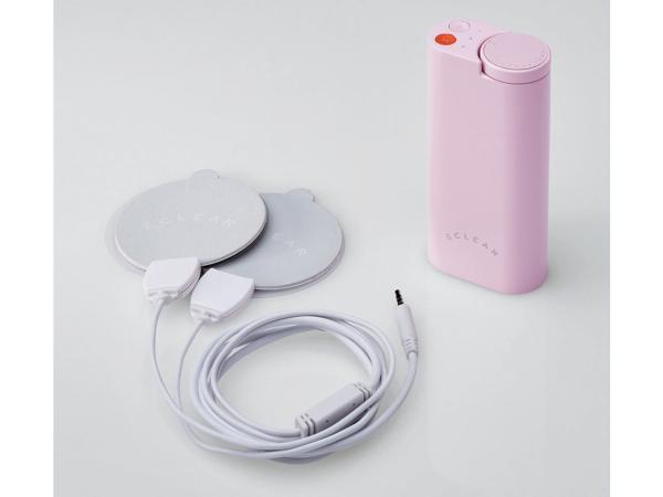エレコム HCM-PH01PN 温熱低周波治療器 「エクリア リフリーon」 ピンク(HCM-PH01PN)