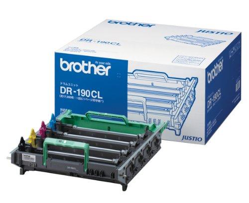 ブラザー BROTHER ドラムユニット DR-190CL【smtb-s】