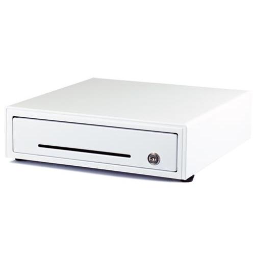 BUSICOM 手動式キャッシュドロアmini(3札6コイン/W330xD330xH101mm/ホワイト)(BC-DW330HP-W)【smtb-s】