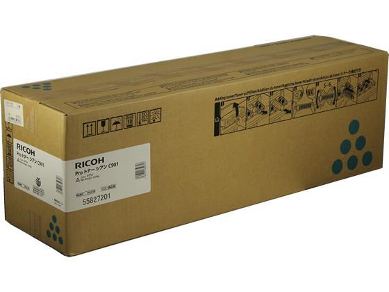 リコー RICOH Proトナー シアン C901(A4・7.5% 約70000ページ印刷可能)(600136)【smtb-s】