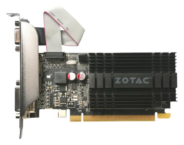 未使用 送料無料 ZOTAC PCP ZT-71302-20L ZTGT710-2GD3LP001 人気の製品
