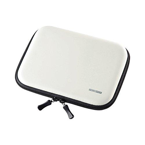 待望 本日の目玉 送料無料 サンワサプライ セミハード電子辞書ケース ホワイト PDA-EDC31W