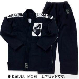 マーシャルワールドジャパン JU1-M00-BK 国産柔術着 M00 黒 上下【smtb-s】