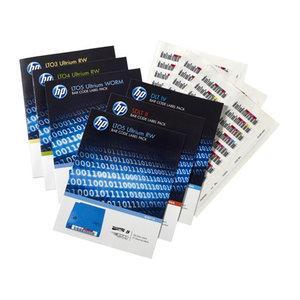 日本ヒューレットパッカード HPE LTO7 Ultrium RW バーコードラベルパック(Q2014A)【smtb-s】