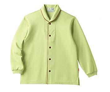 トンボ 前開きシャツ グリーン Sサイズ CR836-45-S【smtb-s】
