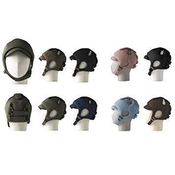 松吉医科器械 保護帽[アボネットガードC]幼児サイズ ブラックNCNK1422168-6512-04【smtb-s】