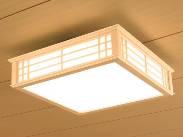 オーム電機 OHM LED和風シーリングライト 電球色 LE-W50LBK-K (1123504)【smtb-s】