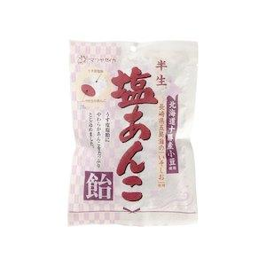 松屋製菓 塩あんこ飴 80g【入数:10】【smtb-s】
