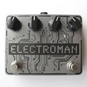SolidGoldFX エフェクター ElectroMan