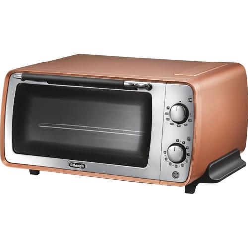 デロンギ・ジャパン デロンギ ディスティンタコレクション オーブン&トースター スタイルコッパー EOI406J-CP