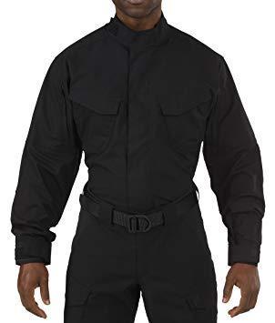 5.11社 72416019S5.11 ストライク TDU LSシャツ ブラック S8369431【smtb-s】