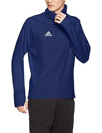 adidas (DJV46) 81_CONDIVO18_ウォームT1 (DJV46) [色 : : DBLU DBLU/WHT]/WHT] [サイズ : J/S], サプリメントai:6c536733 --- demirayasansor.com.tr