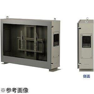 エスディエス まもる君Lookup Plus 40~43インチ収納用防塵ラック 熱交換器タイプ(LU43H)【smtb-s】
