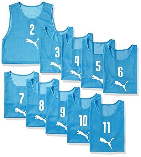 PUMA プーマ ビブスセット(10マイグミ) 品番:920604 カラー:ATOMIC BLUE(03) サイズ:XXL【smtb-s】