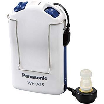 パナソニック補聴器 A2529 アナログポケット型補聴器 WHA-25 非【smtb-s】