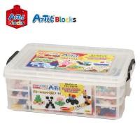 ArTeC Blocks(アーテック ブロックス) ドリームセット DX 1154ピース 076534 (3932bu)【smtb-s】