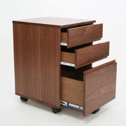 ICHIBA Walnut Desk Chest【K-2315BR】【smtb-s】