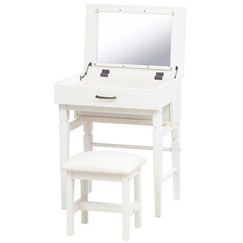 ICHIBA ine reno dresser & stool 【リニューアル】 INM-2981WH【smtb-s】