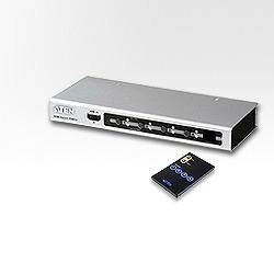 ATEN 4入力1出力HDMIセレクター VS481A (VS481A)【smtb-s】