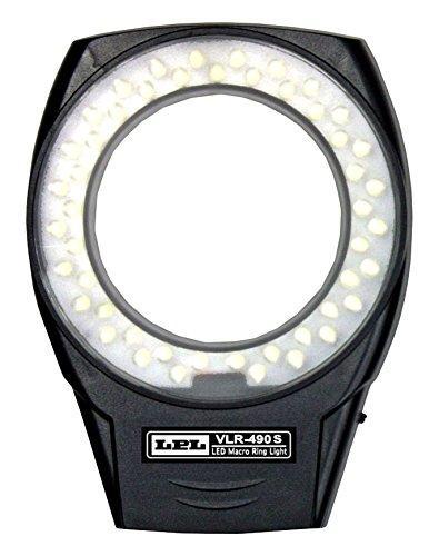 LPL 【北海道、沖縄、離島への配送不可能】 L26852 LEDマクロリングライト  VLR-490S【smtb-s】