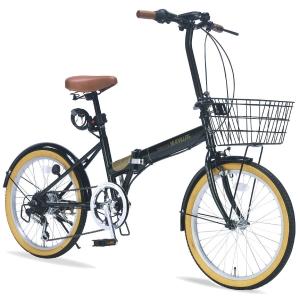 MyPallas M-252 折畳自転車20・6SP・オールインワン グリーン GR【沖縄・離島への配送不可】【smtb-s】
