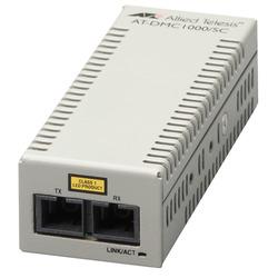 アライドテレシス AT-DMC1000/SC [1000BASE-Tx1、1000BASE-SX(SC)x1](3332R)【smtb-s】
