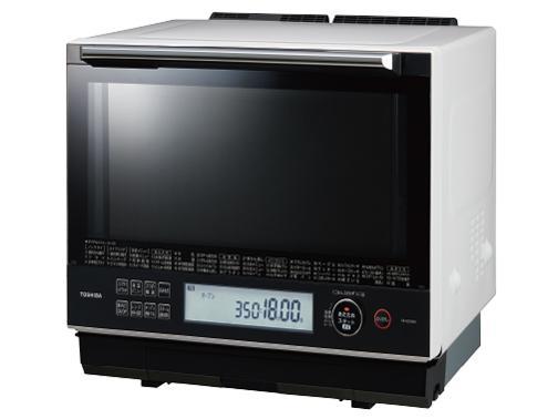 東芝 過熱水蒸気オーブンレンジ 「石窯ドーム」 30L グランホワイト ER-SD5000-W【smtb-s】