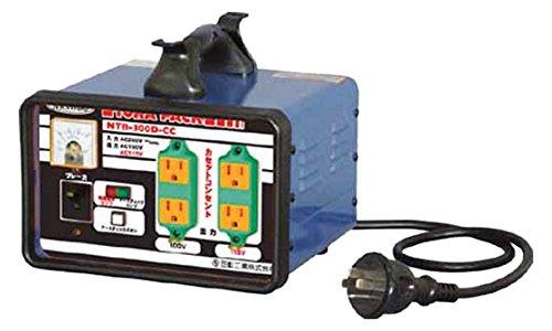 日動工業 ※日動 変圧器 降圧専用カセットコンセントトラパック 3KVA NTB300DCC  5026 3377342【smtb-s】