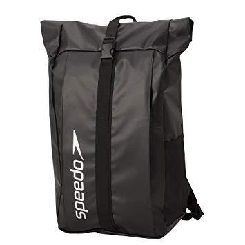 Speedo(スピード) ロールトップSPEEDOパック (SD98B65) [色 : K*SV]【smtb-s】