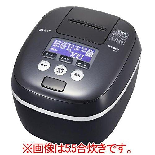 タイガー 圧力IH炊飯ジャー 「炊きたて 360°デザイン」 (1升炊き) アーバンブラック(JPC-A182KE)【smtb-s】