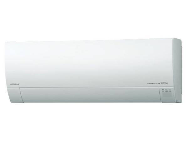 日立 RAS-G25H-W ルームエアコン 「ステンレス・クリーン 白くまくん Gシリーズ」 (8畳用)(RAS-G25H)【smtb-s】