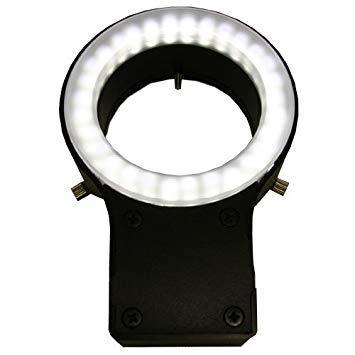 オプター ACアダプター式 顕微鏡用LED照明 L30-AD12【smtb-s】
