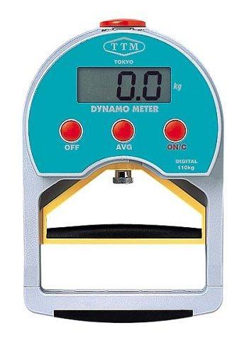 TTM デジタル握力計 110kg  110-D【smtb-s】