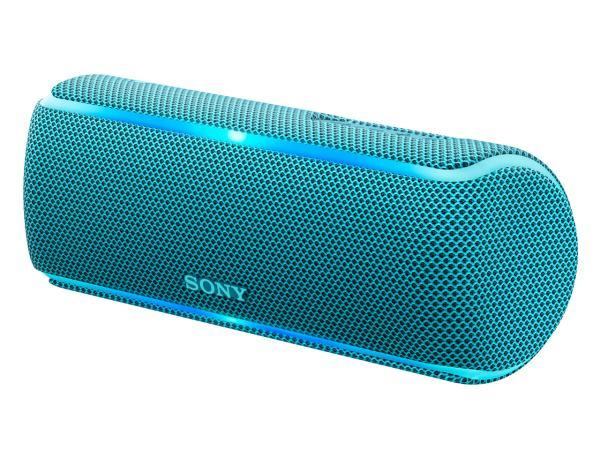 SONY ソニー SRS-XB21-L ワイヤレスポータブルスピーカー ブルー(SRS-XB21)【smtb-s】