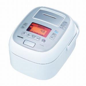 東芝 真空圧力IHジャー炊飯器(1升炊き) グランホワイト 圧力+真空 合わせ炊き RC-18VXM-W【smtb-s】