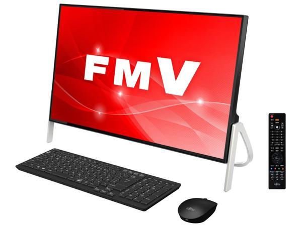 富士通 FMVF77C2B デスクトップパソコン FMV ESPRIMO FH77/C2 ブラック(FMVF77C2B)【smtb-s】