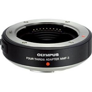 オリンパス OLYMPUS デジタルマイクロ一眼カメラ用 フォーサーズアダプター 防塵 防滴 MMF-3 ( MMF-3 )【smtb-s】