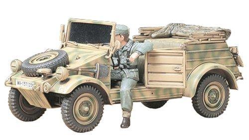 1/35 ミリタリーミニチュア No.213 ドイツ Pkw.K1 キューベルワーゲン82型