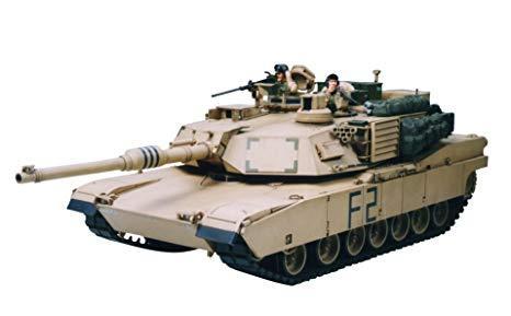 【送料無料】 タミヤ 35269-000 1/35 ミリタリーミニチュア MM M1A2エイブラムス(イラク)