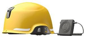 GigaTera Japan 防災ヘルメット ヘルメット型防災用無線機(防水・防塵) (SAGA-D-B)【smtb-s】