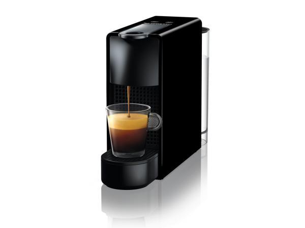 ネスプレッソ C30BK 専用カプセル式コーヒーメーカー 「エッセンサ・ミニ」 ピアノブラック【smtb-s】