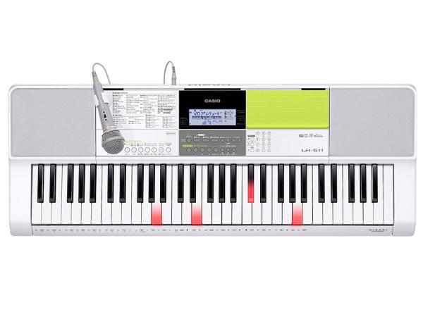 カシオ LK-511 光ナビゲーションキーボード 61鍵盤(LK-511)【smtb-s】