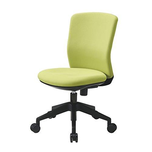 HG1000M0FLGNアイリスチトセ 回転椅子 HG1000 本体 ライムグリーン8291558【smtb-s】