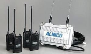 アルインコ 多数同時通話システム親局 屋外型 DJ-M1R(DJ-M1R)【smtb-s】:ECJOY!店
