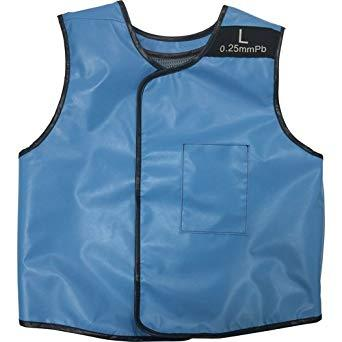 【送料無料】 XRGA1023Lアイテックス 放射線防護衣セット 3L8192894【smtb-s】