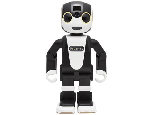 Sharp モバイル型ロボット RoBoHoN (ロボホン) Wi-Fi専用モデル(SR-02M-W)【smtb-s】