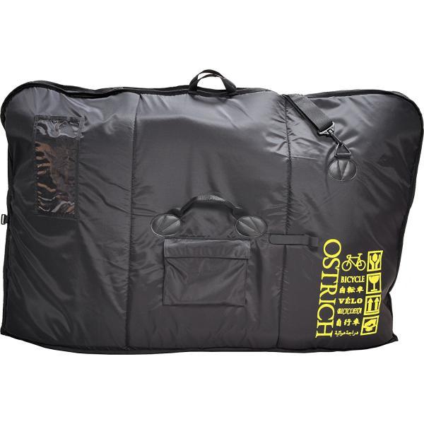 オーストリッチ OS-500 トラベルバッグ ブラック「単位:個」【沖縄・離島への配送不可】【smtb-s】
