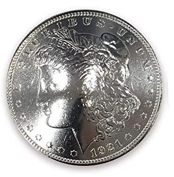 クラフト社 USコインコンチョ 1ドル モルガン・1177-05 (1132835)【smtb-s】