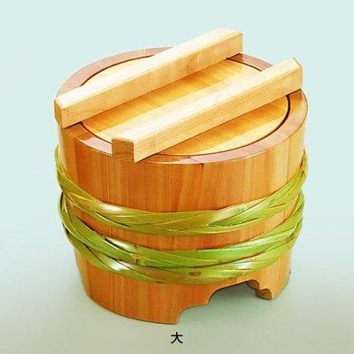 ヤマコー 18103サワラ釜揚桶(大)【smtb-s】
