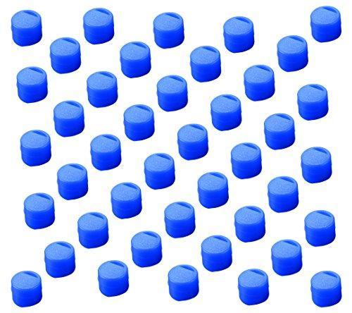 アズワン クライオチューブCryoFreeze(R) 6000-01 キャップインサート(青) 500本/袋×4袋入1箱(500個×4袋入り)3-6367-01【smtb-s】